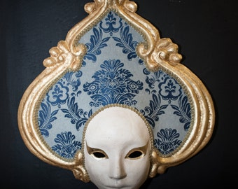Cinzia Venetian Mask