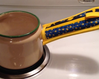 Pot Handle Hot Pad / Holder