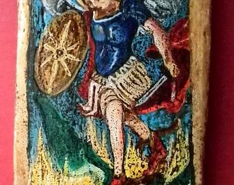 St. Michael the Archangel handmade