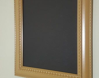Up-cycled Picture Frame Chalkboard - Nutmeg
