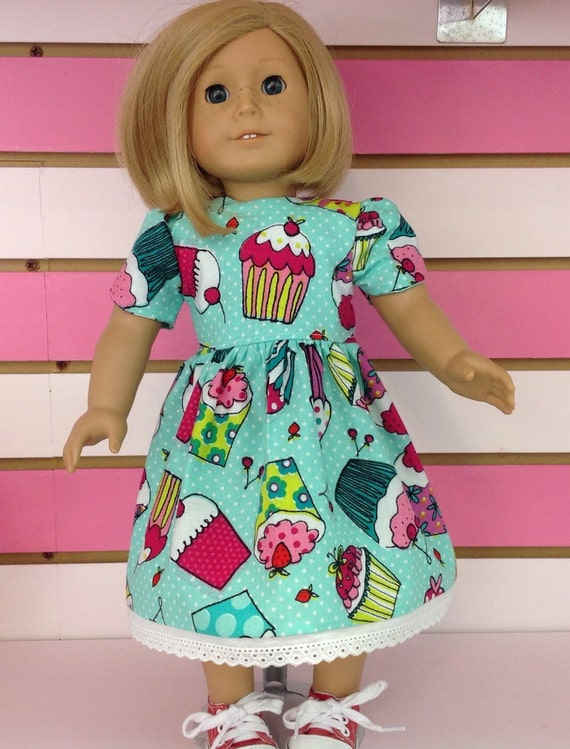 18 Inch American Handmade Cupcake  Doll Clothes