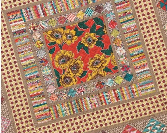 Abby Road Quilt Pattern by Jen Kingwell Designs