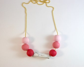 IVY Clay Necklace
