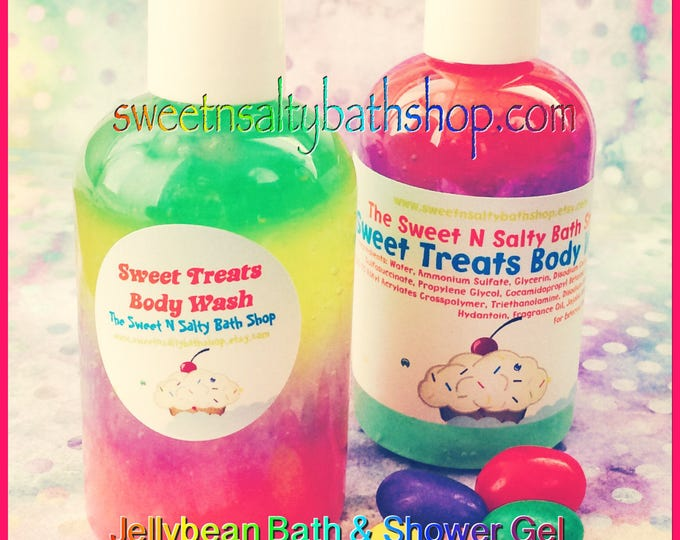 Jellybean Scented Body Wash/Shower Gel