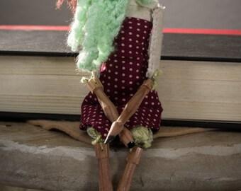 OOAK Art Doll #4