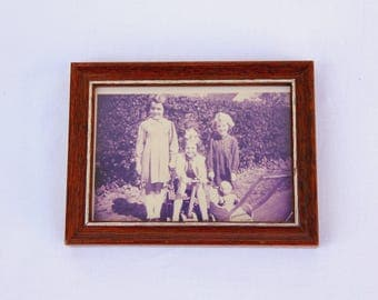 rare Home Décor old foto frame wooden Frames shabby chic decor Vintage Picture Frames wood picture frames  photo Frames wood Frames