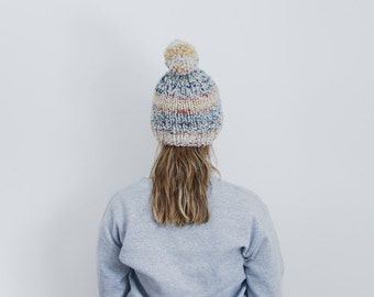 Knitted Hat -