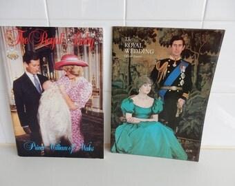 Magazine Royal Wedding  Lady Diana Prince Charles
