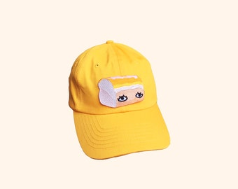 Loaf of Bread Patch Hat Baseball Cap - One Size Fits All
