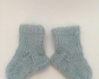 alpaca baby socks