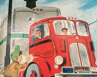 "1959 Rand McNally ""Trucks"" Book"