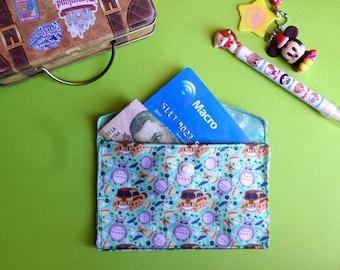 Cute My Neighbor Totoro Card Holder Mini Coin Purse Wallet
