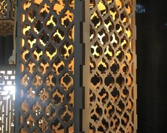 Moroccan Pattern Lantern