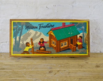 Childs French building set