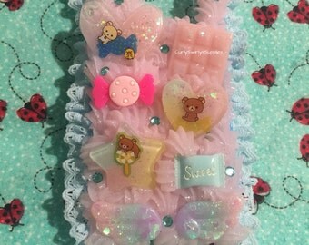 Note 7 sweets decoden phone case!