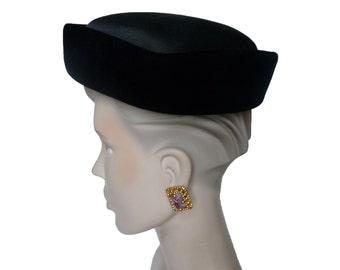 YVES SAINT LAURENT - vintage Hat