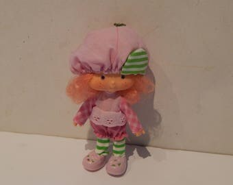 Vintage Strawberry Shortcake Raspberry Tart Doll Kenner 1980