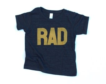 RAD tee for kids