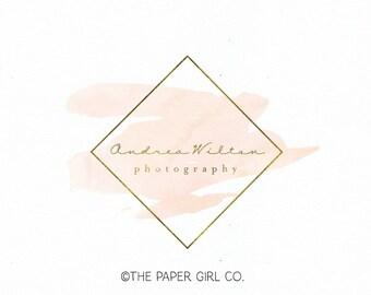 photography logo typography logo premade logo photographers logo wedding monogram logo event stylist logo beauty logo make up logo watermark