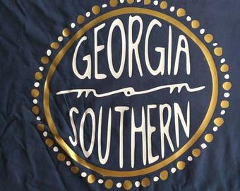 Georgia Southern Mom T-Shirt