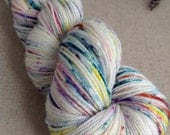 Merino/Cashmere/Nylon (80/10/10) Sock Yarn.