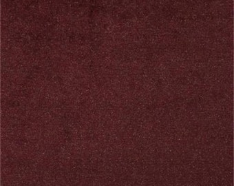 Warwick Mystic Velvet Curtain Fabric -Choose From 34 Colours - Heritage