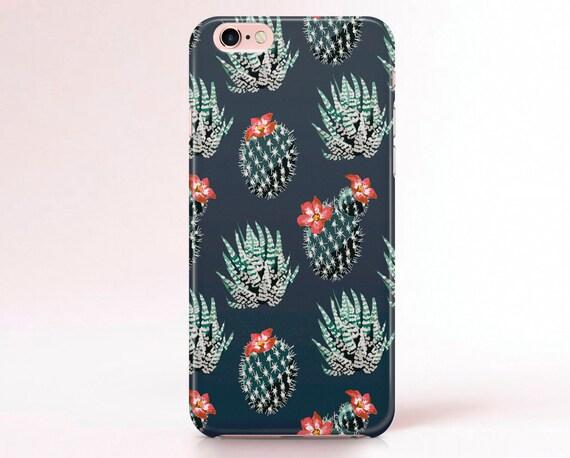 Samsung Galaxy S6 case Cactus Samsung Galaxy S7 case iPhone 7 Case iPhone 6 Case Succulent LG G3 case LG G4 Case Samsung Galaxy S5 Case