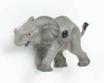 Elephant Cabinet knob - Decorative knobs - Animal bedroom - Animal drawer knob - Animal Cabinet Knob - Elephant Nursery - Elephant Gifts -
