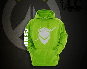 Overwatch-Genji Sweater