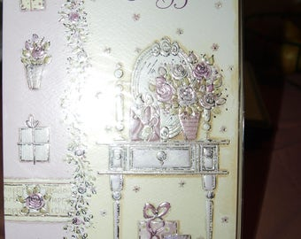 Happy 75th Birthday  Card  With Special Wishes