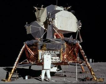 16x24 Poster; Apollo 11 Lunar Lander