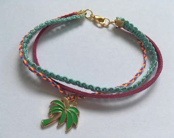 Summer colorful bracelet