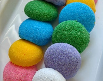 Bath Bomb- Kids Bath- Bath Toys- Novelty Bath Toys- Party Favors- Color Shots
