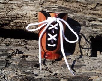 Cedar Shoestring Vase #W0485