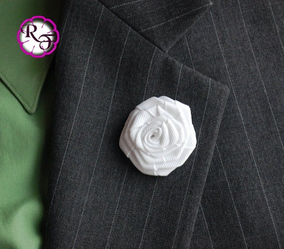 Lapel pin lapel flower rose flower pin bridal accessory il570xn mightylinksfo