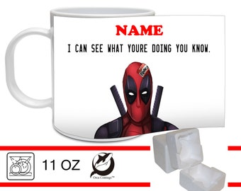 Deadpool Etsy