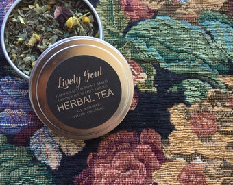 BALANCE Herbal Wellness Loose Leaf Tea