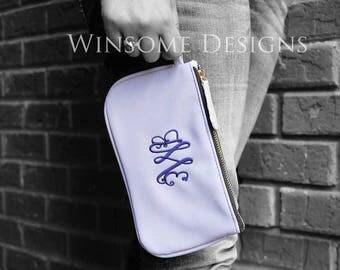 iphone Wristlet Case-Monogram Wristlet-Smartphone Wristlet-iphone Wristlet Case-Monogram Wristlet Wallet-Monogrammed Wristlet--Coin Purse