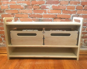 Hallway Bench, Kid's Bench, Shoe Bench, Wooden Bench, Children's Bench, Storage Bench, with or without storage bins