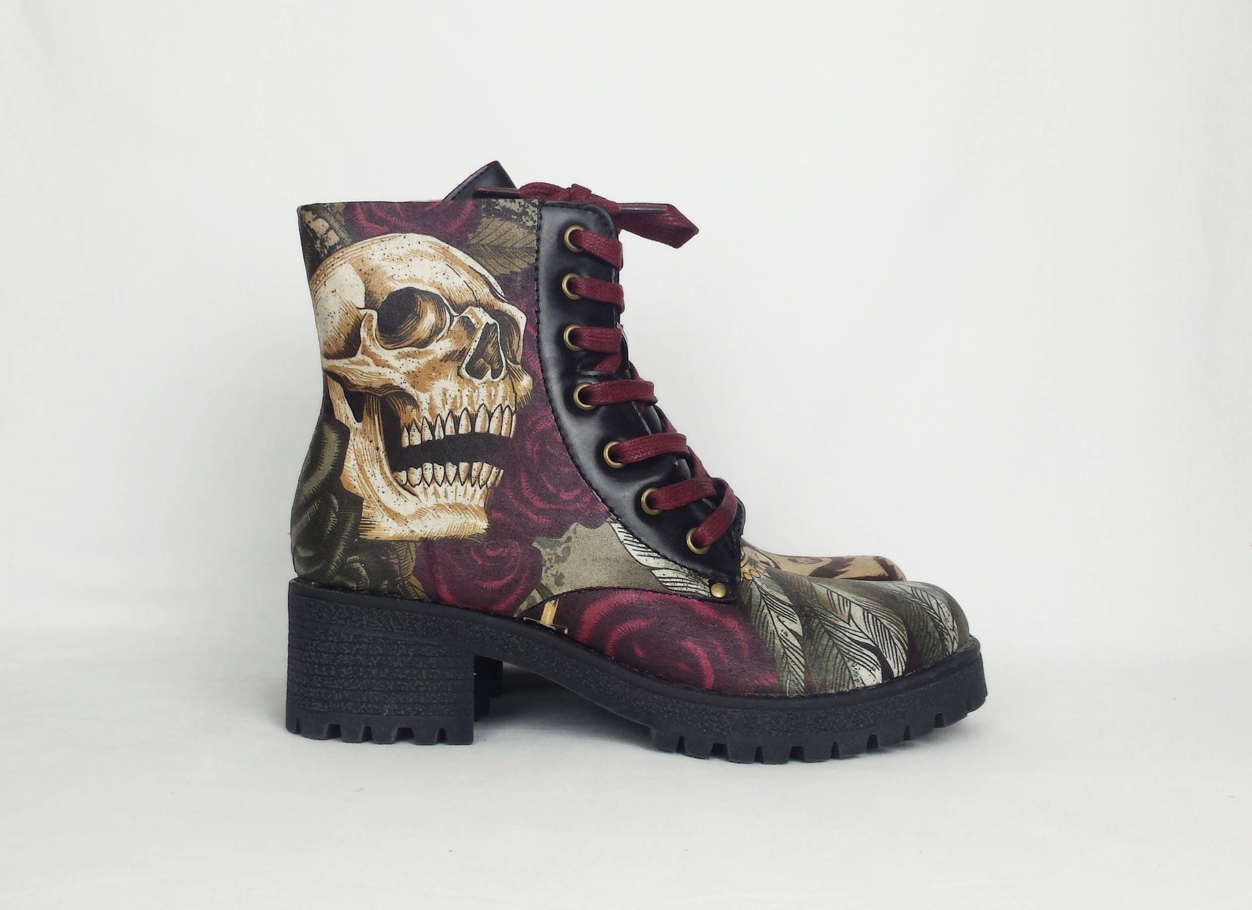 Punk Shoes Uk