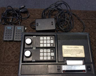 Vintage ColecoVision Video Game Console System