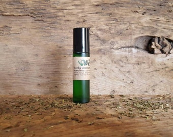 Lucky Aromatherapy | Essential Oil Blend | Good Luck |
