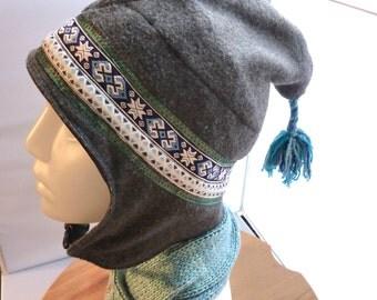Custom Nordic Hat Finnish Hat Sami Scandinavian Hat
