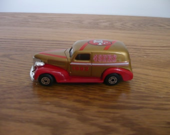 Match Box 49ERS 1939 Chevy Sedan Delivery Truck