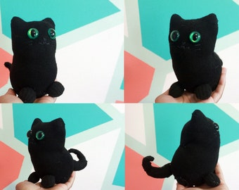 Custom Cat Plush