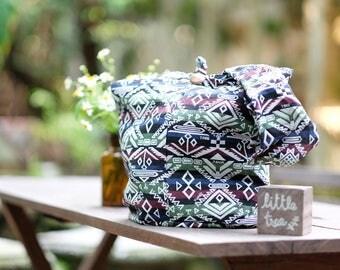 Geometric Design Pattern Shoulder Bag Sling CrossBody Bag Messenger Bag Cotton Bag Hippie Boho Bag Handmade Multi color