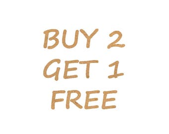 Greeting Card Deal - Buy 2, Get one free - Card Architect