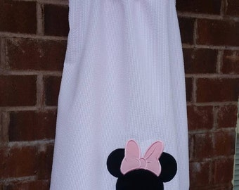 Minnie mouse dress, girls disney dress, Disney birthday, Disney birthday, Minnie birthday