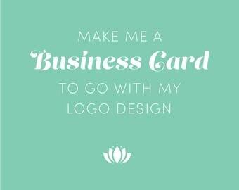 Custom business card, original calling card, business card design, creative name card, contact details card, printable card, small business