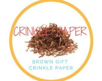 Gift Box Crinkle Paper- Crinkle paper,